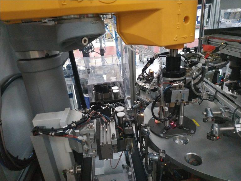 Robot Staubli Assemblage Planétaire