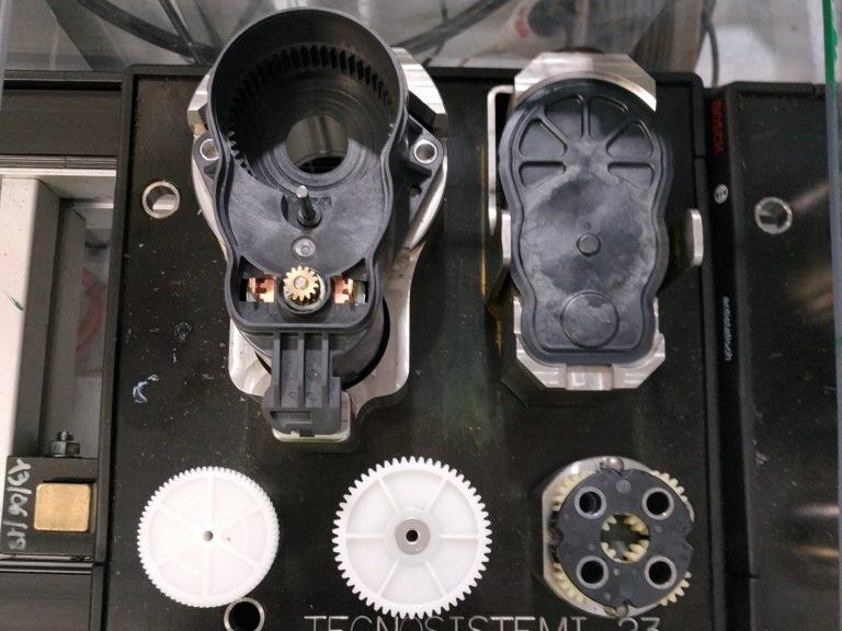 Palette Ligne Assemblage Motoréducteur